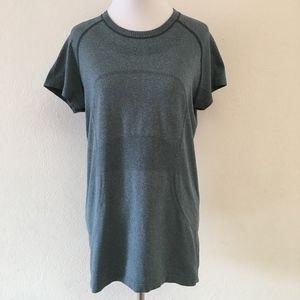 Lululemon Swiftly Tech Short Sleeve Shirt Size 10